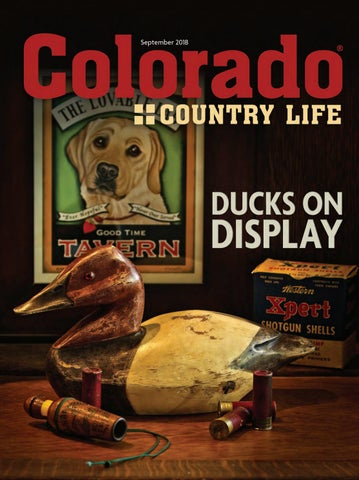 Colorado Country Life September 2018 Grand Valley by American