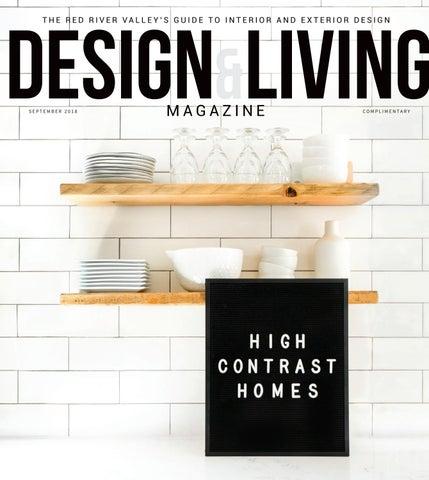 02eba74a9d Design   Living September 2018 by Spotlight Media - issuu