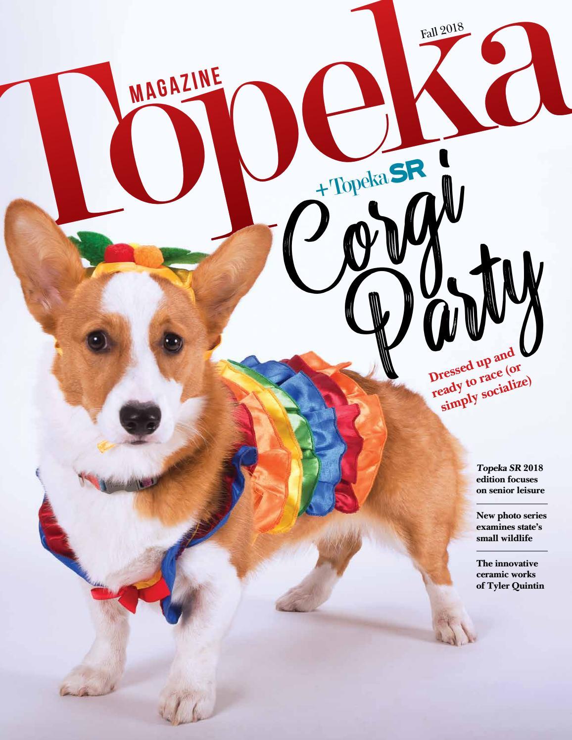 Topeka Magazine fall 2018