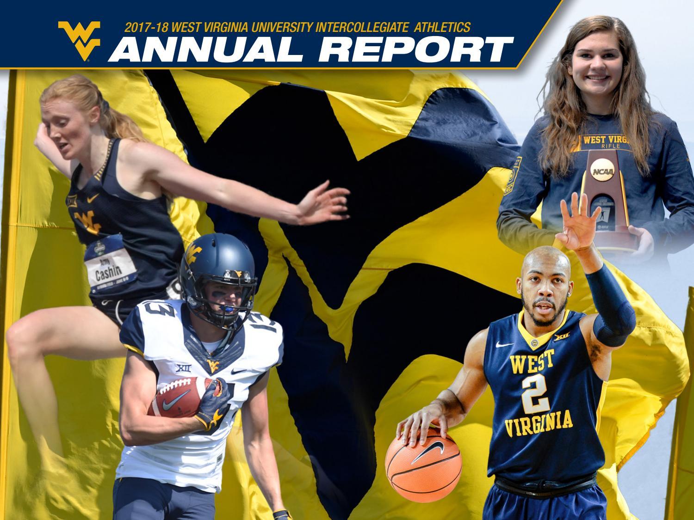 2017 18 West Virginia University Intercollegiate Athletics