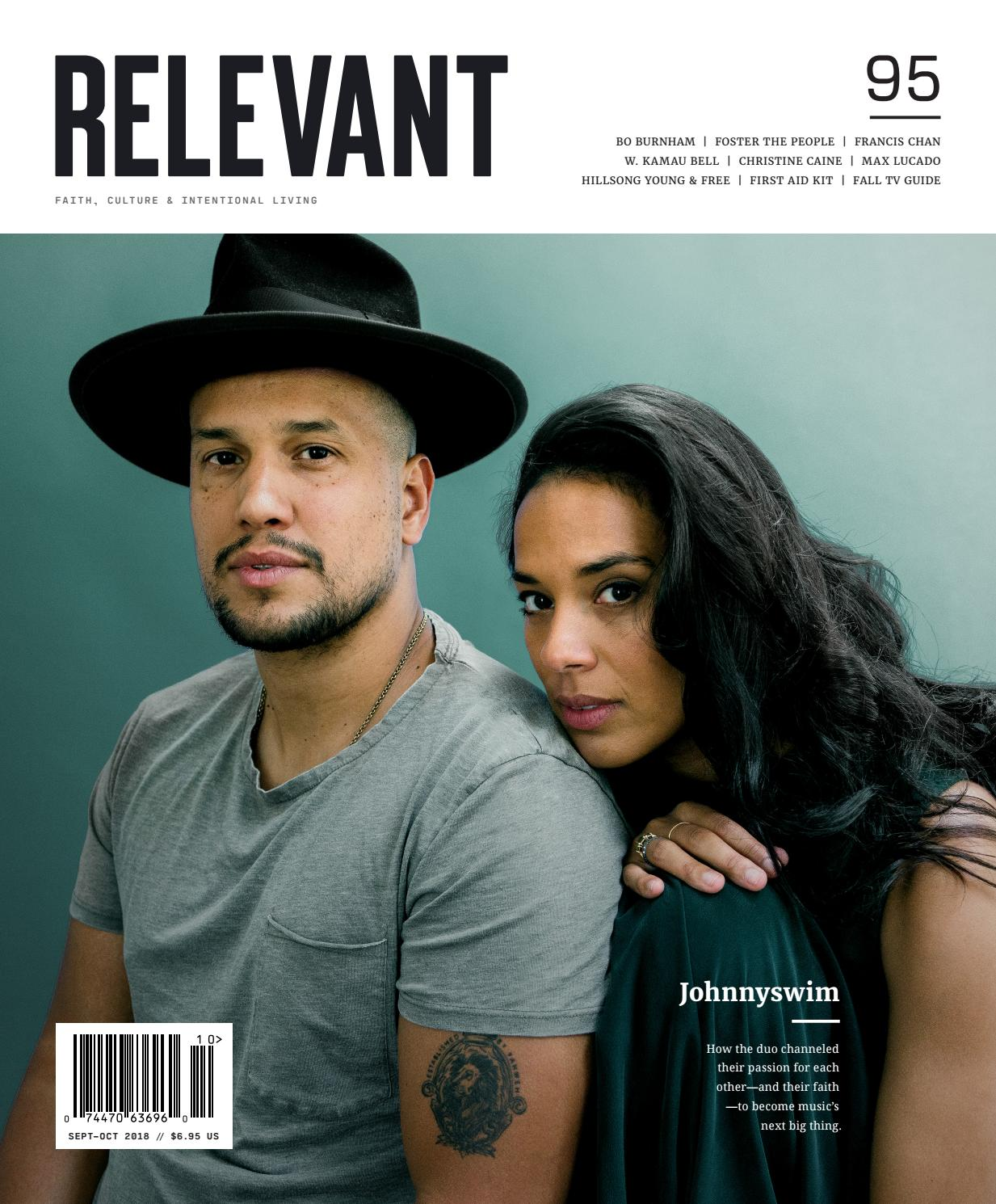 RELEVANT - Issue 95 - September/October 2018 by RELEVANT