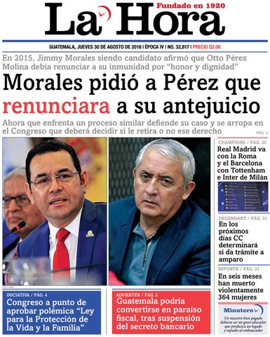 fe51f293b302f La Hora 30-08-2018 by La Hora - issuu