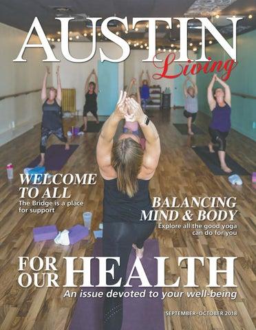 Austin Living Magazine • September-October 2018 by Austin