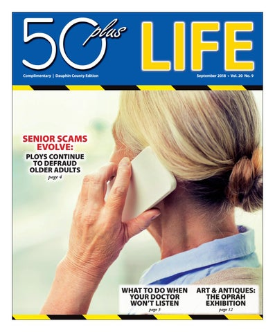 50plus LIFE Dauphin County September 2018