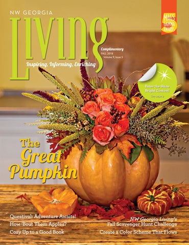 NW Georgia Living Fall 2018 Issue by Laura Wood - issuu