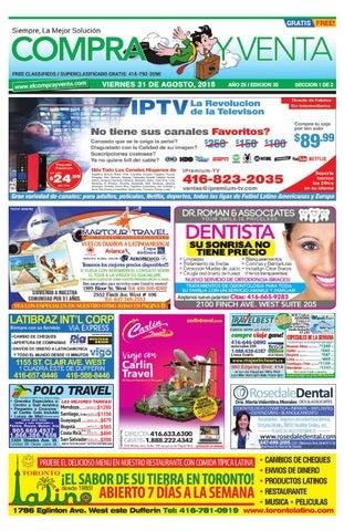Compra y Venta Edicion  35. 2018 by elcomprayventa - issuu 64c29772af6