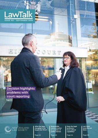 LawTalk 921 by NZ Law Society - issuu