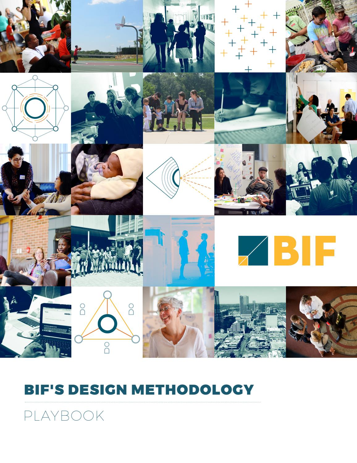 BIF's Design Methodology Playbook