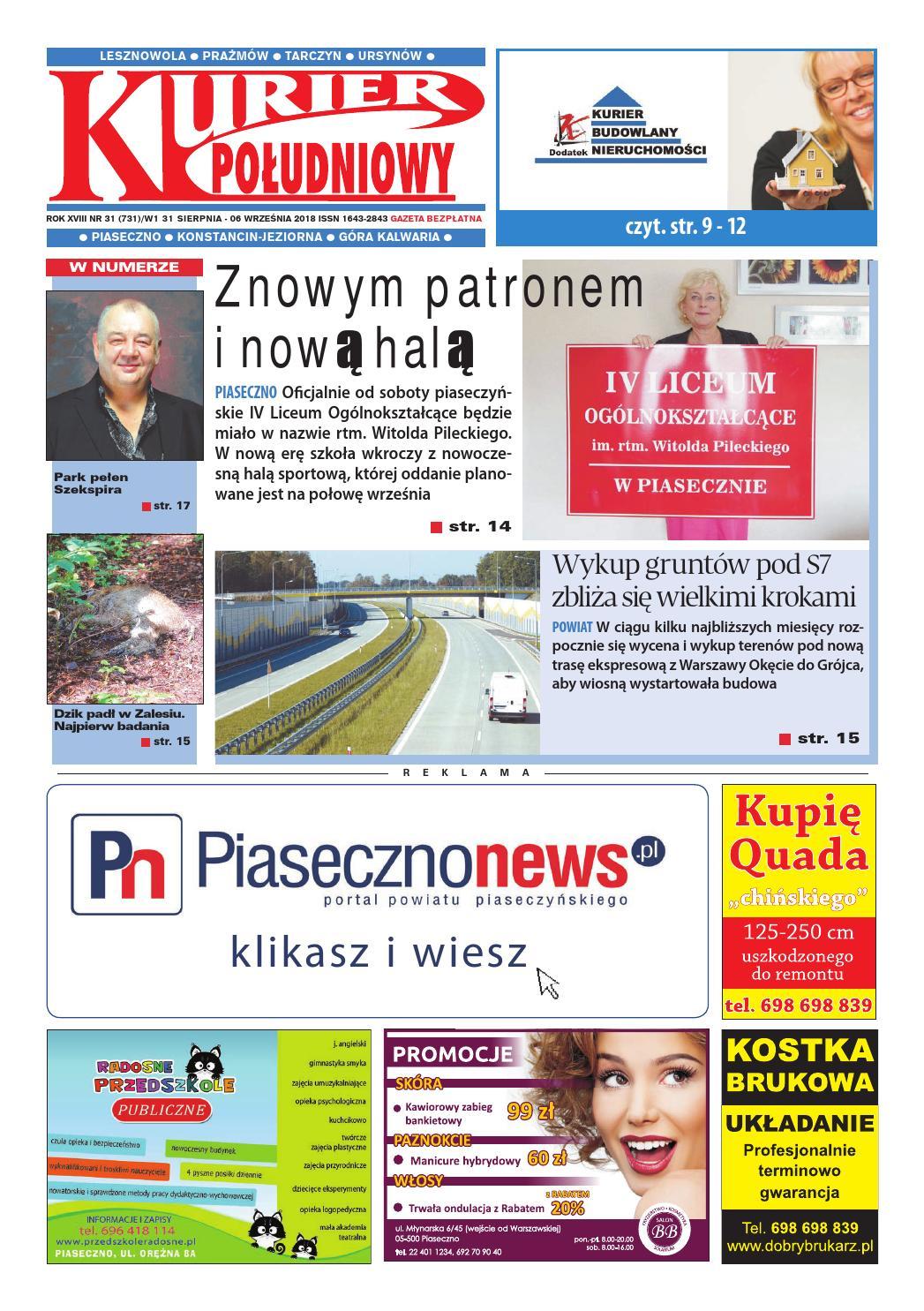 szukam kogo ciekawego Piaseczno