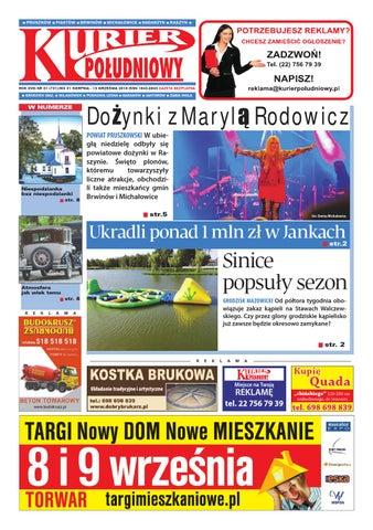 764a34b62645fb Kurier Południowy 31(731), wydanie pruszkowsko-grodziskie, 31 ...