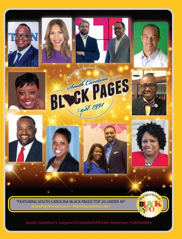 2018 South Carolina Black Pages by Black Pages USA - issuu