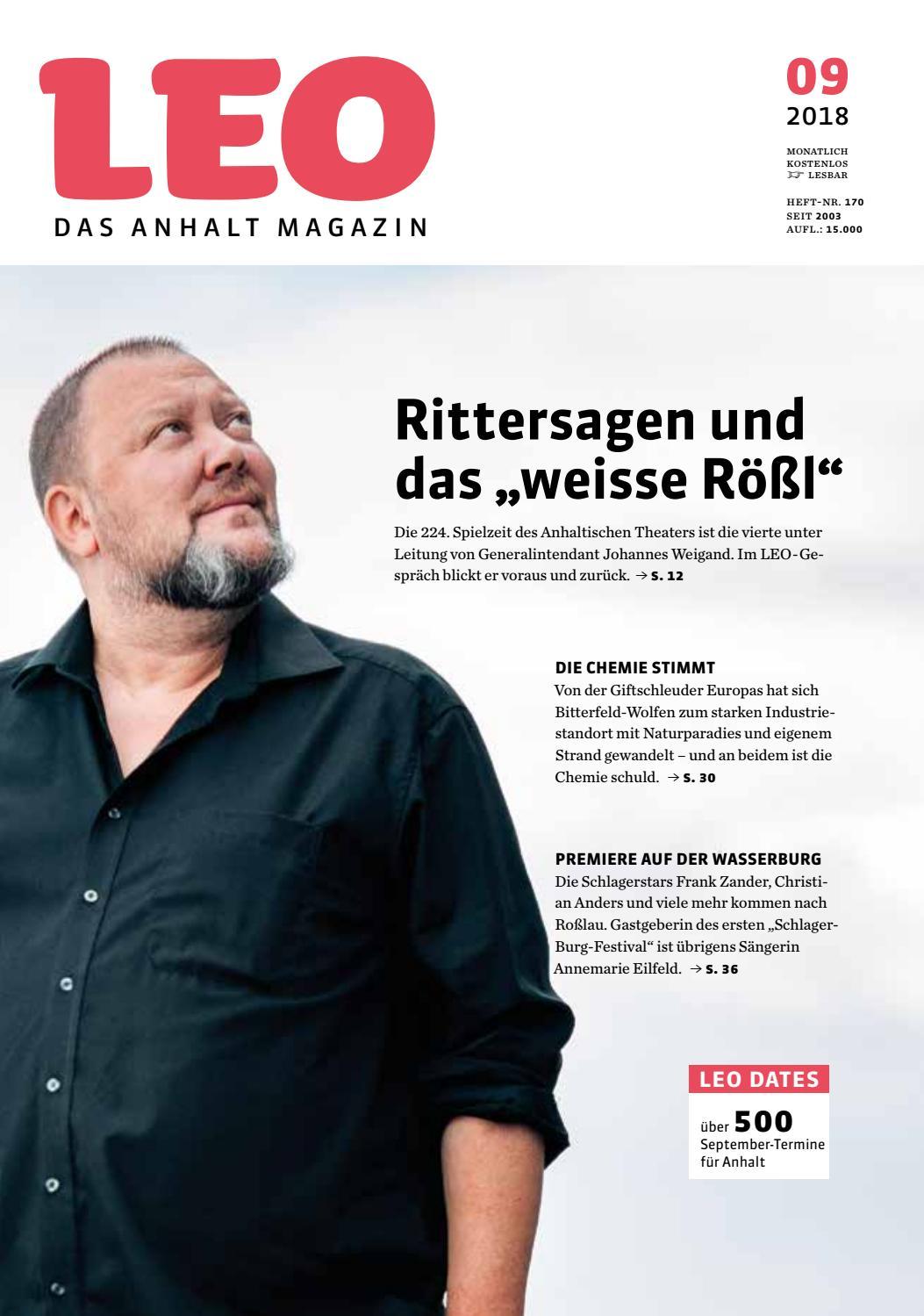 Nachrichten aus Dessau-Roßlau, Anhalt und Landkreis Wittenberg