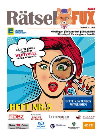 Ratselfux No 1 18 By Hariolf Erhardt Issuu