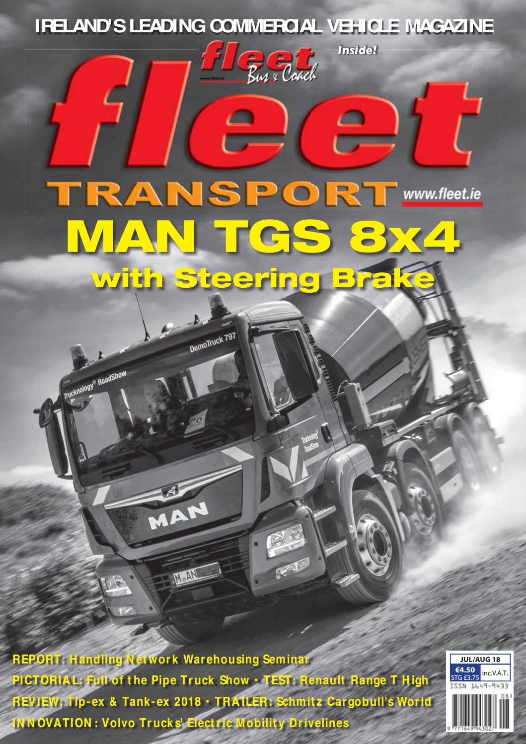 Fleet Transport July August 2018 by Fleet Transport - issuu