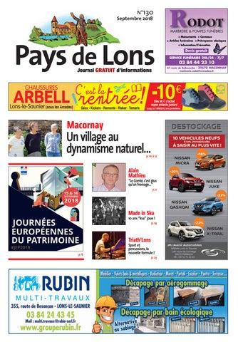 d4d27879c1b6d Pays de Lons 130 by PAOH - issuu