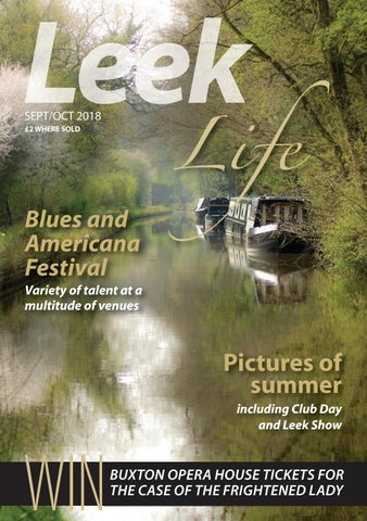 Leek Life September/October 2018 by Times Echo and Life - issuu