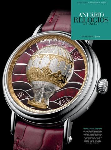 2065eda6a6c Anuário Relógios   Canetas - Setembro 2018 by Anuário Relógios ...