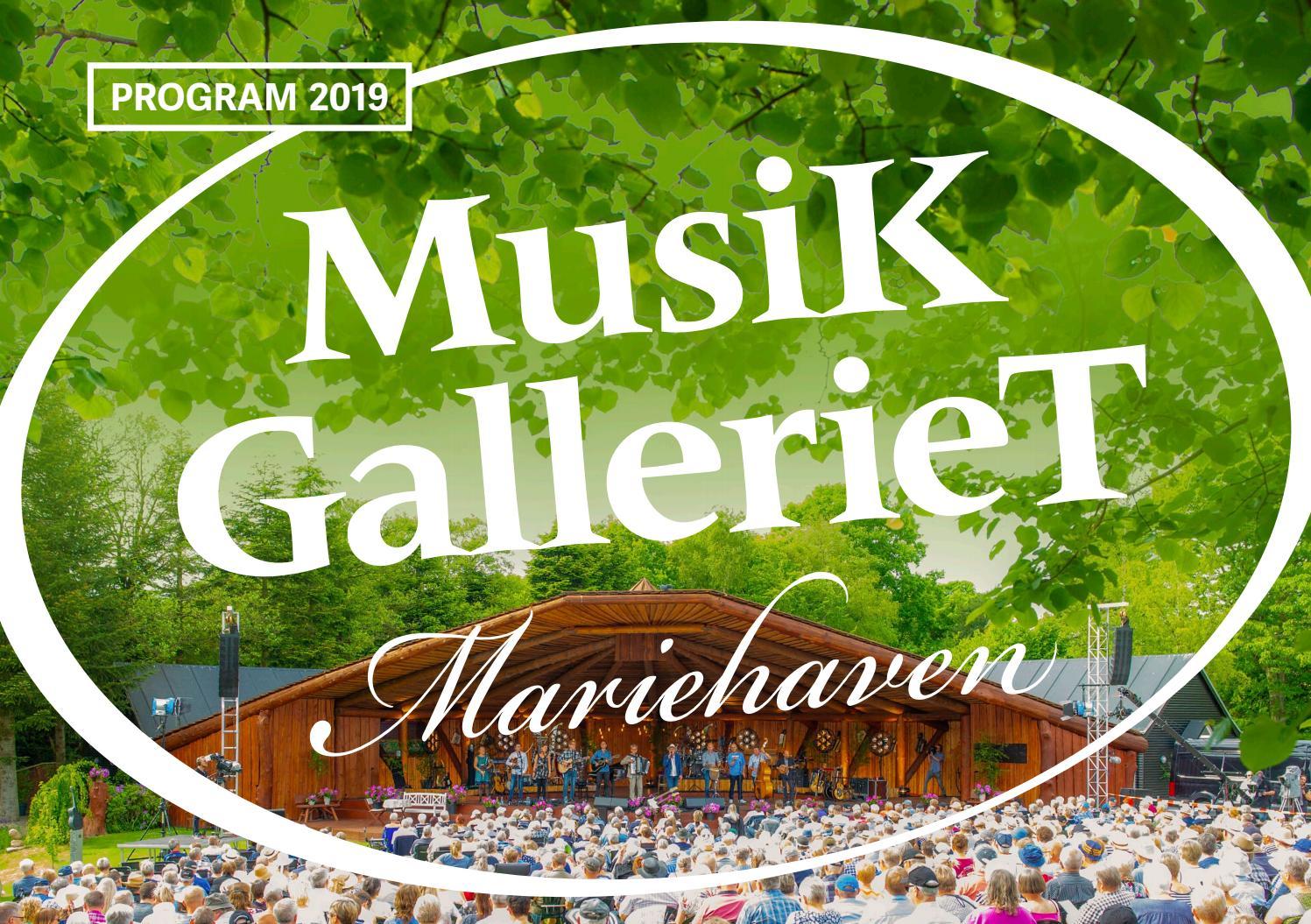 Mariehaven Program For 2019 By Karsten Madsen Issuu