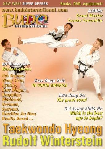 Martial Arts Magazine Budo International 365 September 1 Fortnight