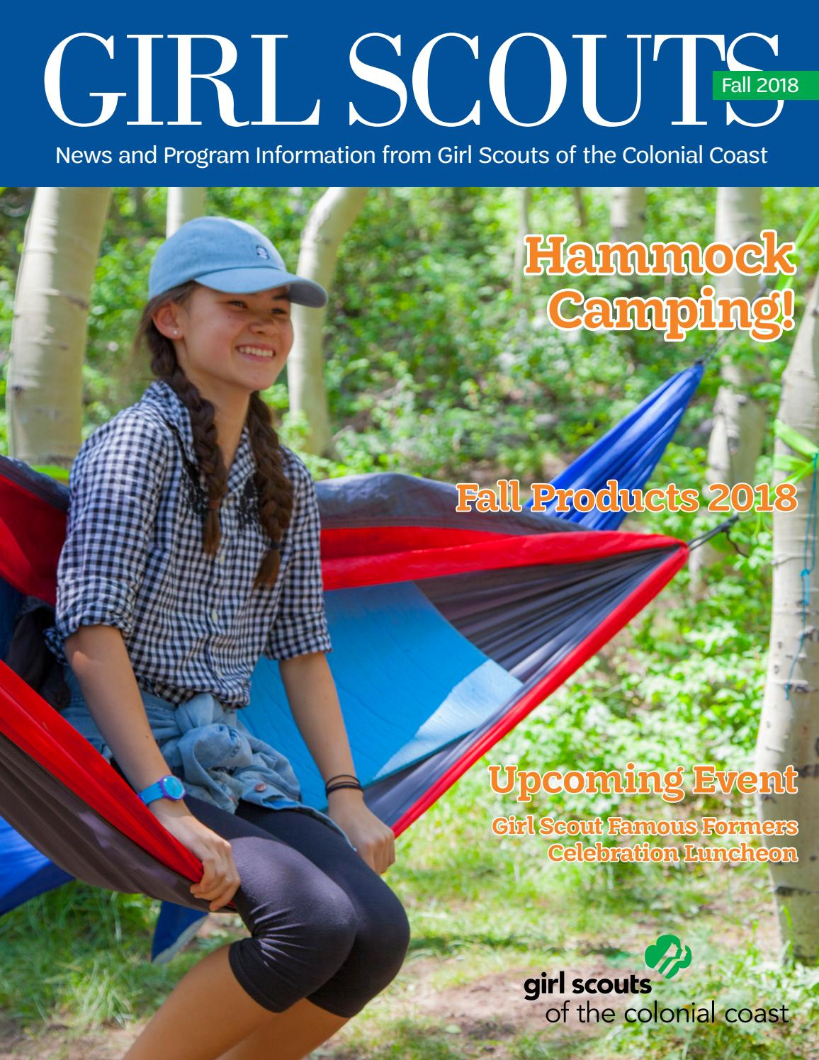 GSCCC Magazine - Fall 2018 by Girl Scouts of the Colonial Coast - issuu