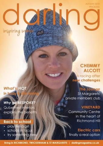 f225bd6e1c9 Darling Magazine Richmond - Autumn 2018 by darling magazine - issuu