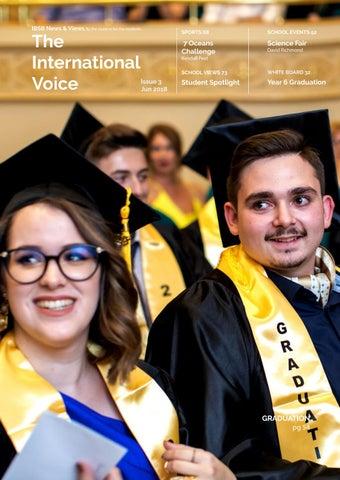 6d242178c11 TIV 3 - June 2018 by International British School of Bucharest - issuu