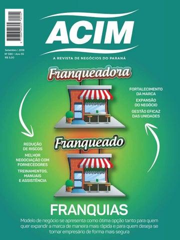 Revista ACIM - setembro 2018 by Associação Comercial e Empresarial ... b01cc9fcb4