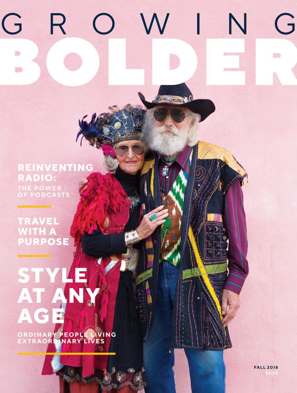 Growing Bolder Magazine: Vol  34 by Growing Bolder - issuu