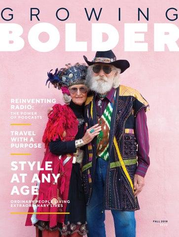 4aad6a67ffe9a0 Growing Bolder Magazine: Vol. 34 by Growing Bolder - issuu