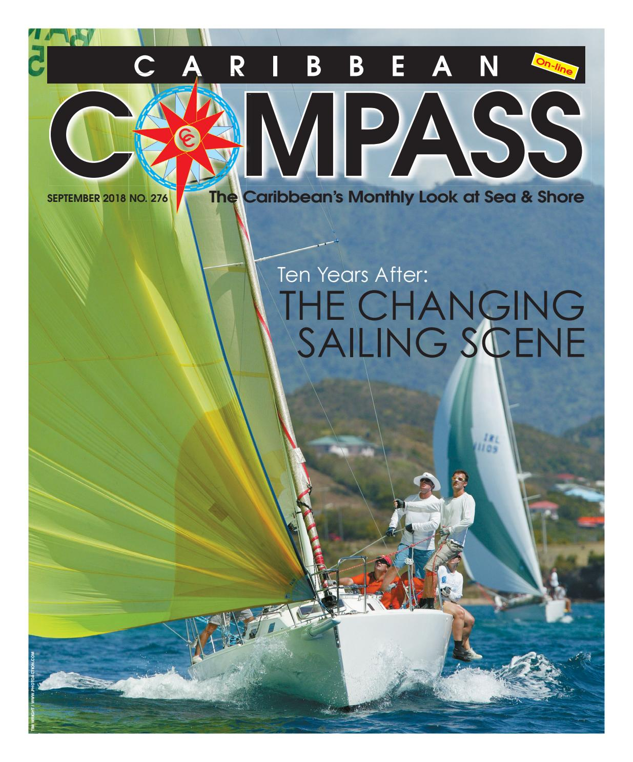 Caribbean Compass Yachting Magazine September 2018 by