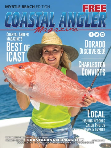 1a8ff96f22b The Angler Magazine - September / Myrtle Beach by Coastal Angler ...