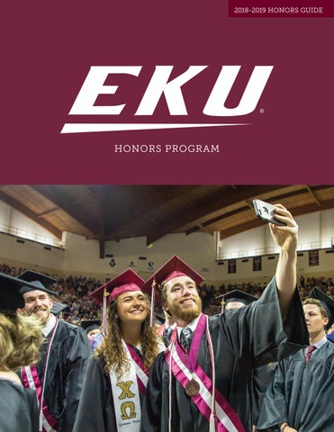 eku honors thesis