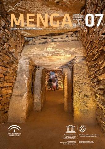 3ebc54bec9 Menga 07 by dolmenesdeantequera.ccul - issuu