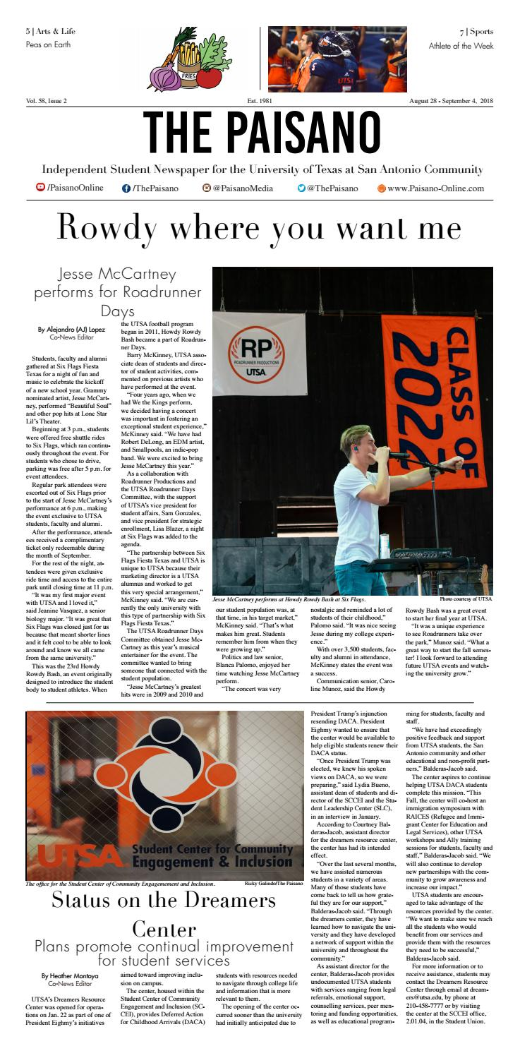 8 28 2018 by The Paisano - issuu