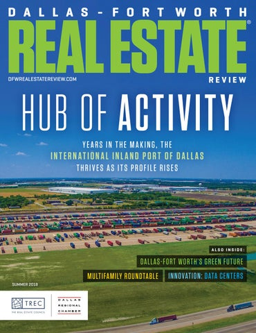 Dallas-Fort Worth Real Estate Review - Summer 2018 by Dallas
