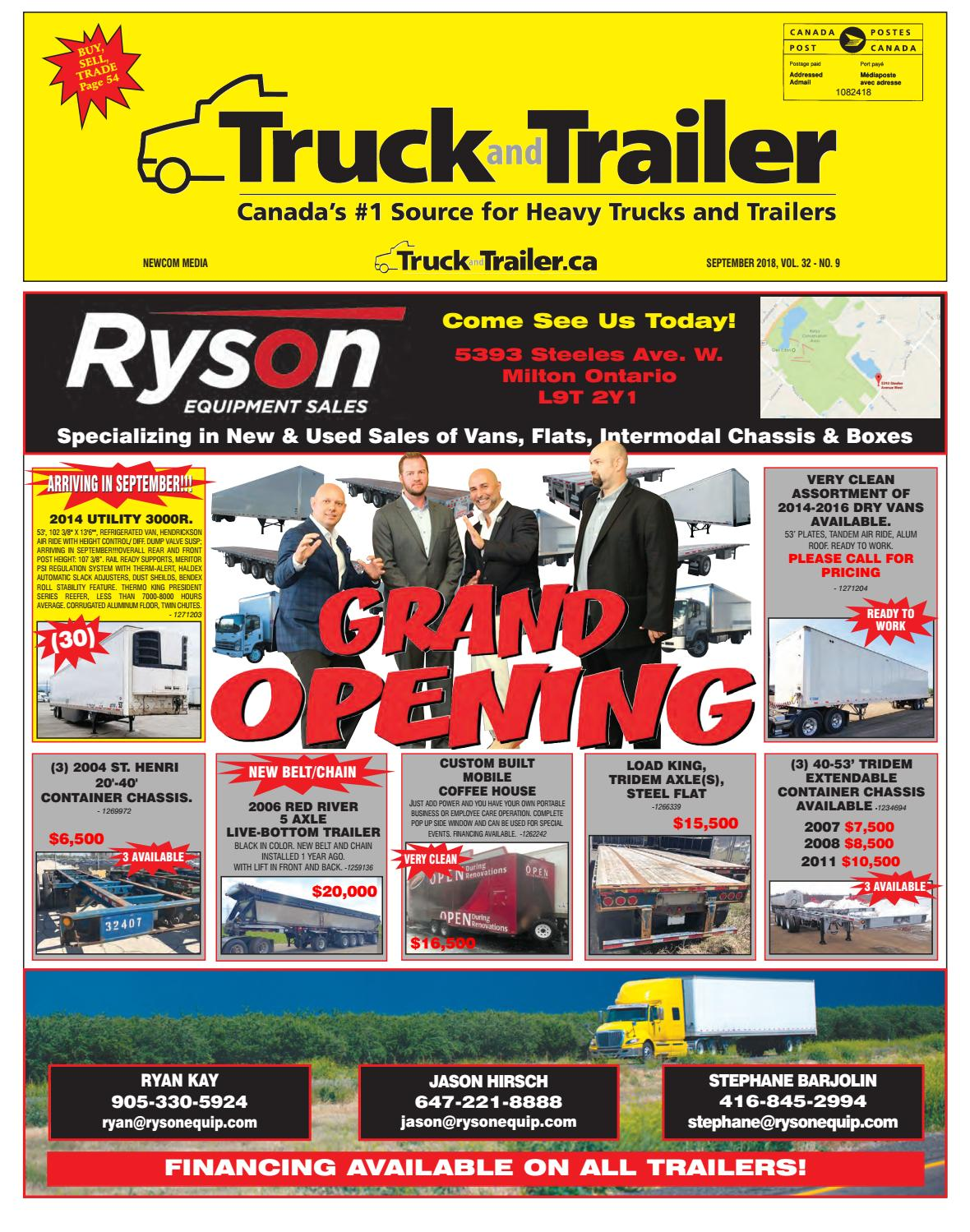 15432712fd97 Truck and Trailer September 2018 by Annex Business Media - issuu