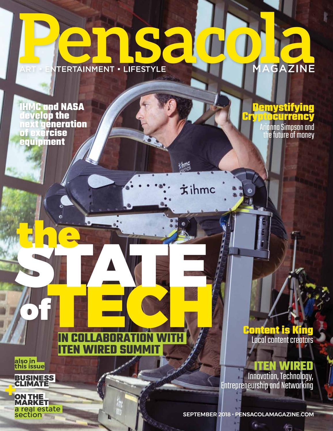 Pensacola Magazine, Sept. 2018 by Ballinger Publishing - issuu