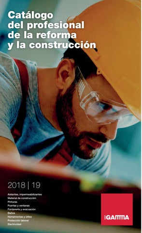 Guía Profesional 2018-2019 by Suministros Macor c886cec1d67a3