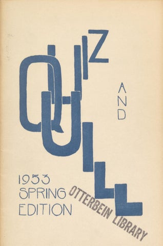 1999 Spring Quiz and Quill by Otterbein University - issuu