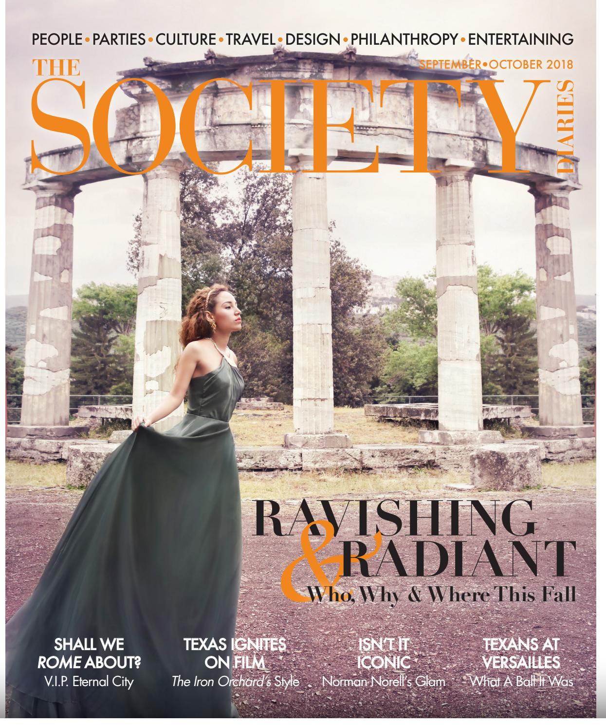 19e17b56 The Society Diaries | September- October 2018 by The Society Diaries ...