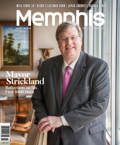 Memphis Magazine September 2018 By Contemporary Media Issuu