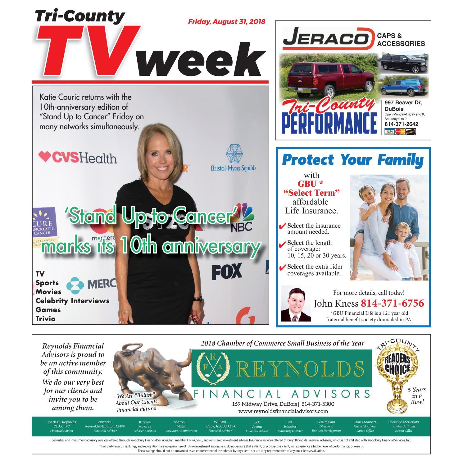 c4b14cfa7ab6 TV Week Friday