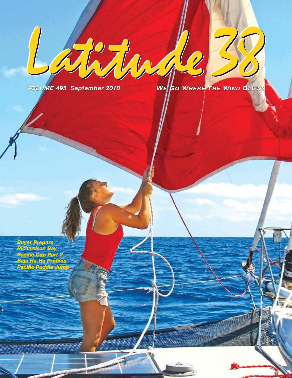 Latitude 38 Sept 2018 By Media Llc Issuu Unplug Contact Circuit Board Cleaner 11 Oz Aerosol Mutual Screw