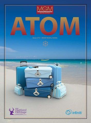 68f1fc97707a3 ATOM • Issue No 4 • MGM Muthu Hotels Magazine by MGM Muthu Hotels ...