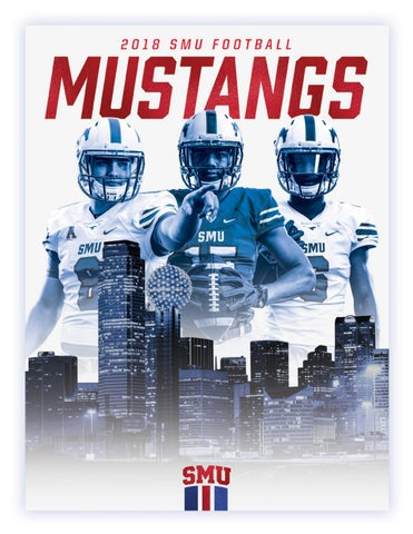 b5a80d6817c9 2018 SMU Football Media Guide by SMU Athletics - issuu