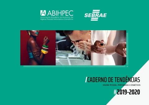 944a25112b Caderno de Tendências HPPC 2019 2020 - ABIHPEC e Sebrae by ABIHPEC ...
