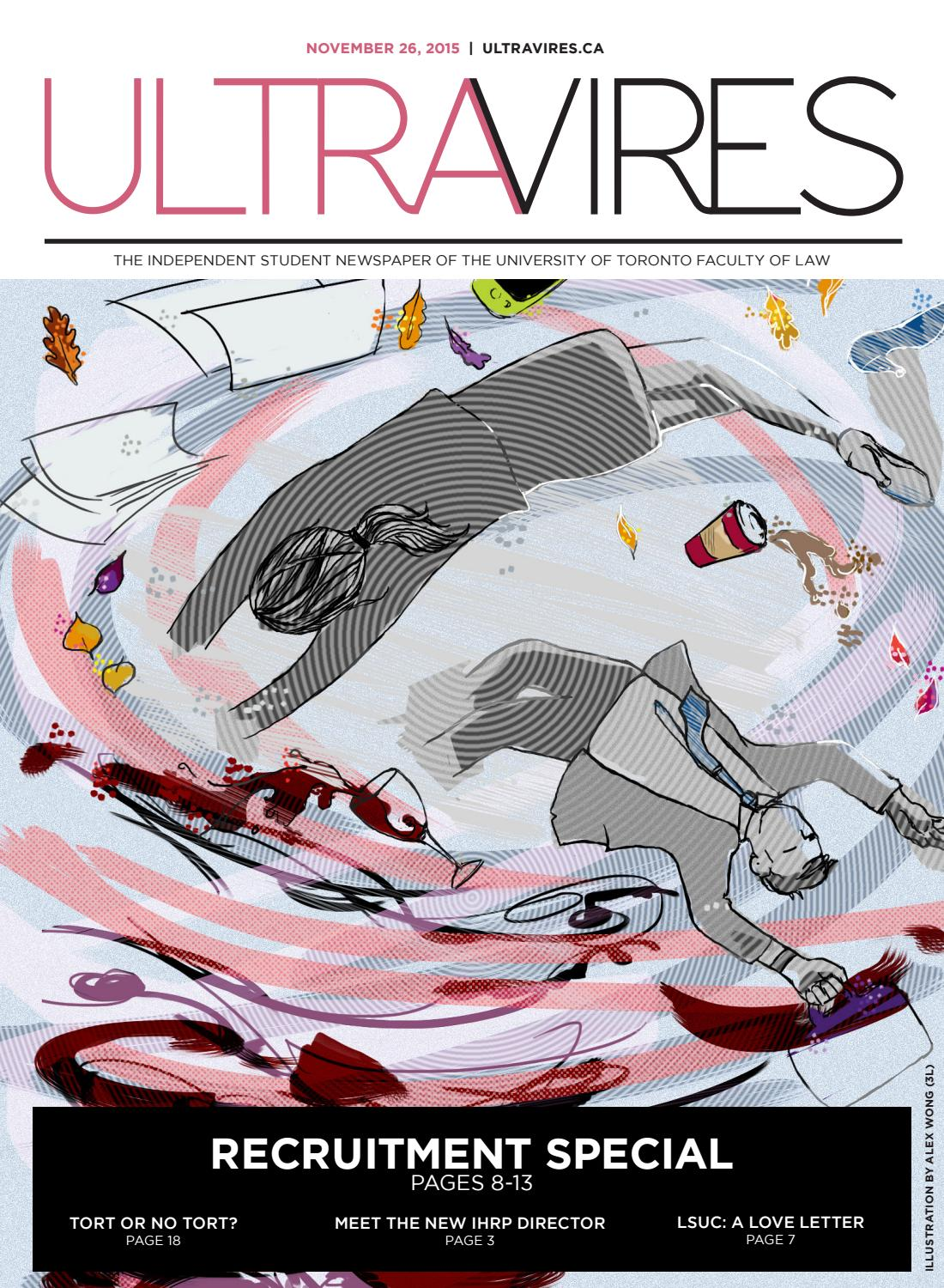 Ultra Vires Vol 17 Issue 3: 2015 November by ultravires - issuu