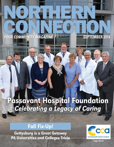September 2018 issue Northern Connection Magazine by Northern