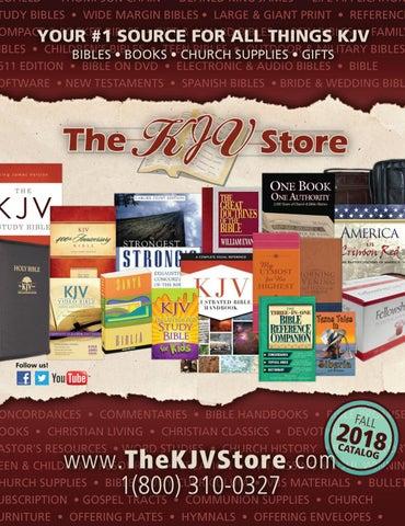The KJV Store by Digital Publisher - issuu