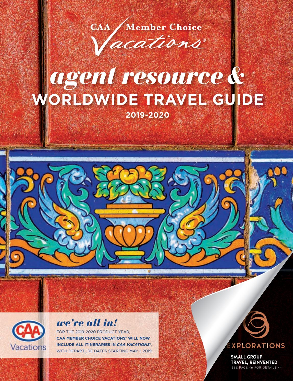 2019 2020 Agent Resource Guide CAA by Collette - issuu
